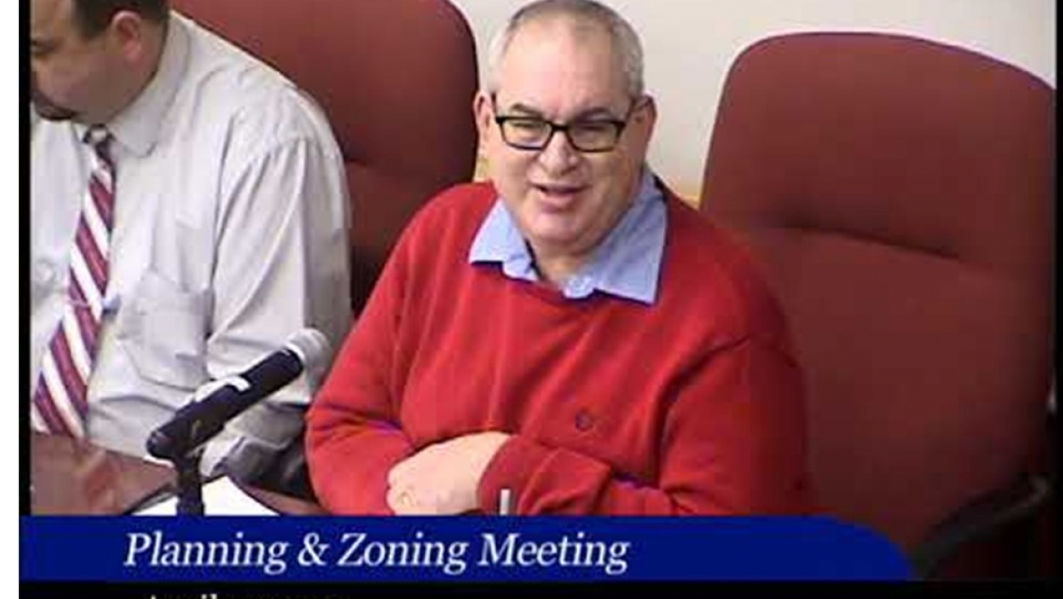Joint Meeting:  Planning and Zoning – Urban Forestry – April 17, 2019